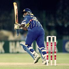 Watch: On this day, Sri Lanka beat Australia to win the 1996 World Cup