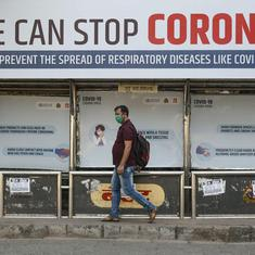 Coronavirus: Cover faces with homemade masks while stepping out, Centre says in new advisory