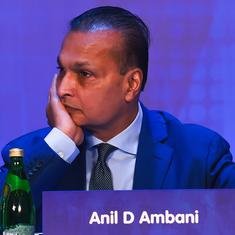 Yes Bank crisis: Anil Ambani appears before Enforcement Directorate in money laundering case