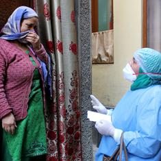 Coronavirus: As numbers swell, Indian authorities are struggling to enforce home quarantine rules