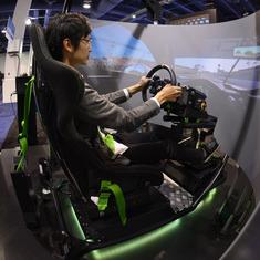Tech to the rescue: F1 drivers to stage virtual reality races