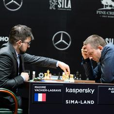 Fide Chess Candidates 2020: Vachier-Lagrave misses golden opportunity against Grischuk