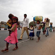 Coronavirus lockdown: Narendra Modi has cut India's poor adrift