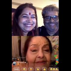 Home concert: Farida Khanum, Rekha Bhardwaj and Ali Sethi jam via Instagram