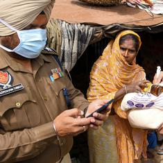 Covid-19: Punjab extends curfew till May 17, allows four-hour relaxation in non-hotspot areas