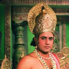 Excerpt: How (and why) the 'Ramayana' TV serial brought much of India to a standstill in the 1980s