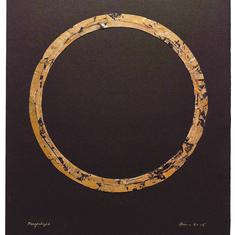 The Art of Solitude: Zarina Hashmi's painting of a void is a work of infinite mystery and power