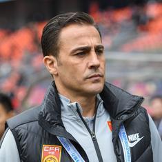 Coronavirus: Cannot tell how horrible it feels to see Italy suffer like this, says Fabio Cannavaro