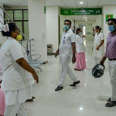 Covid-19: Delhi civic hospital rejects resignations of doctors who cited lack of PPE, say reports