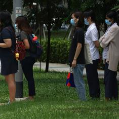 Covid-19: Singapore to allow only essential services for a month – gives four-day notice