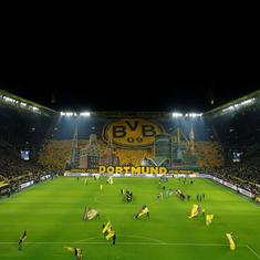 Coronavirus: Dortmund's Signal Iduna Park stadium to turn into medical centre for patients