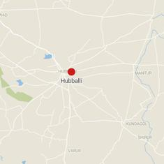Covid-19 lockdown: Five arrested for allegedly pelting stones at police personnel in Hubbali