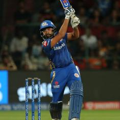 Rohit Sharma and David Warner are the best opening batsmen in T20 cricket, says Tom Moody
