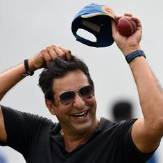 Foreign players playing in both league say bowling quality in PSL much better than IPL: Wasim Akram