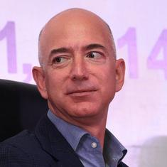 Saudis hacked Amazon CEO Jeff Bezos' phone to access his private information, claims investigator