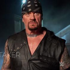 Watch: The Undertaker returns to 'Wrestlemania 36' to take on AJ Styles