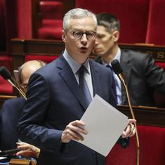 Covid-19: France is likely to be hit by worst recession since World War II, warns finance minister