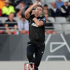 Cricketers Tim Southee, Sophie Devine bag top New Zealand Players' Association awards