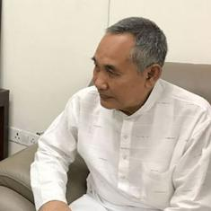 Manipur's deputy CM divested of all portfolios for allegedly speaking against chief minister