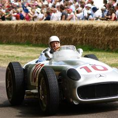 Stirling Moss, 1929-2020: A British sporting icon who was much more than a Grand Prix racing star