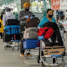 Coronavirus: 'Aarogya Setu, masks mandatory,' says Centre as it looks to resume flights