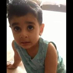 Watch: This child does not want to step out of the house because of 'Modi uncle's lockdown'