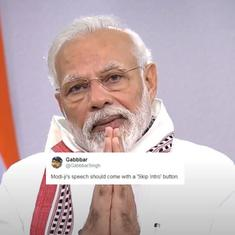 'What? No new task?': Modi's lockdown extension speech sparks scathing humour on Twitter