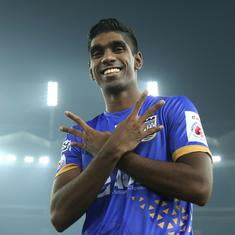 ISL: Mumbai City midfielder Raynier Fernandes signs contract extension until 2023