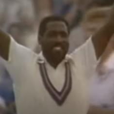 Watch: When Vivian Richards introduced the world to T20 batting with a 56-ball ton in a 1986 Test