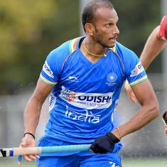 Extended lockdown period helping Indian hockey team form a stronger bond, says SV Sunil