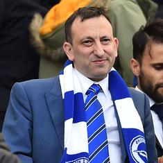 Coronavirus: Scrap relegation if Premier League season is not completed, says Brighton owner Bloom