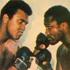 Pause, rewind, play: The Muhammad Ali-Joe Frazier trilogy – a boxing rivalry that transcended sport