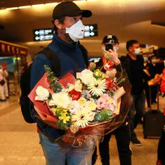 Back after three months: Wuhan football team returns after being stranded in Spain due to Covid-19