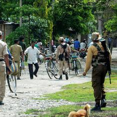 Assam: Protest erupts against killing of two men in Bodoland Territorial Region