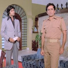 Watch Amitabh Bachchan and Shashi Kapoor in 'Deewar' dubbed for audiences during a pandemic