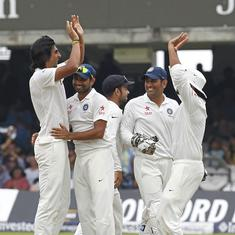 Only bouncers: Ishant Sharma reveals MS Dhoni's inspiring words during 2014 Lord's Test victory