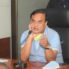 Assam polls: EC notice to BJP's Himanta Sarma for allegedly threatening BPF leader Hagrama Mohilary