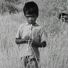 Satyajit Ray's 'Two' offers a lens on how lockdowns work differently for rich and poor kids
