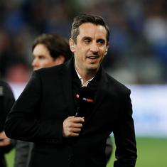 Covid-19: Gary Neville tells footballers to learn new skills during lockdown, prepare for downturn
