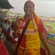 Coronavirus: East Bengal's fans help woman who sells candies at stadium during matches since 1993