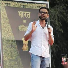 Delhi riots: Court agrees to give Umar Khalid e-copy of chargesheet