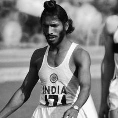 Pause, rewind, play: When Milkha Singh created history and clinched India's first Commonwealth gold