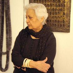 Artist Zarina Hashmi dies at 83
