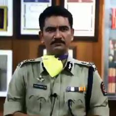 Video: Nashik Police Commissioner conveys Ramzan wishes, urges citizens to be cautious of Covid-19