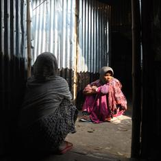 In India's Rohingya refugee camps, fears of Covid-19 spread and religious scapegoating