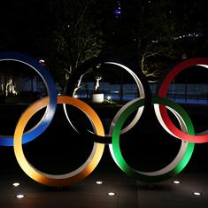 Postponed Tokyo Olympics will take place with or without Covid: IOC vice president Coates