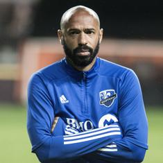 Coronavirus: With MLS in limbo, Montreal's new manager Thierry Henry is keeping his team prepared