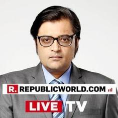'Where is the encounter?' When TV anchor Arnab Goswami ridiculed predictions of Vikas Dubey's death