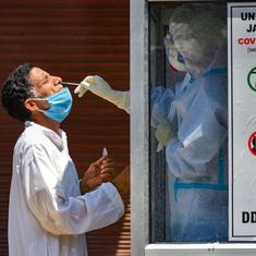 Coronavirus: Maharashtra cases cross 10,000-mark, toll rises to 459