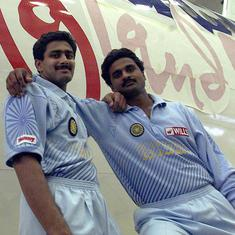 Pause, rewind, play: When Kumble, Srinath starred with the bat to take India home against Australia